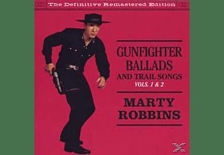 Marty Robbins - Gunfighter Ballads & Trail Songs  - (CD)