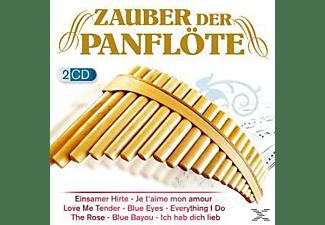 VARIOUS - Zauber der Panflöte  - (CD)