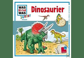 - WAS IST WAS? Junior 06: Dinosaurier  - (CD)