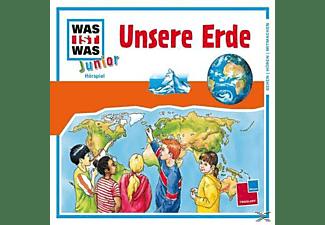 WAS IST WAS? Junior 10: Unsere Erde  - (CD)