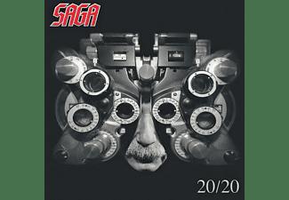 Saga - 20/20  - (CD)
