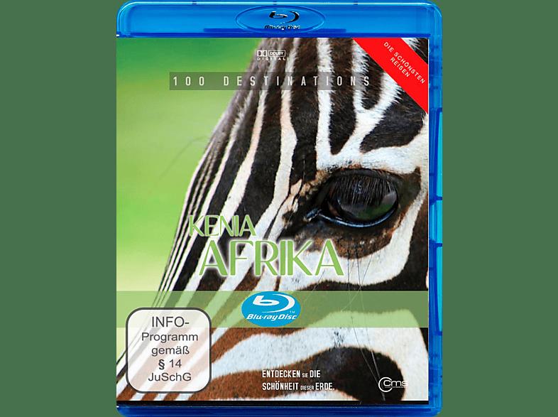100 DESTINATIONS - KENIA AFRIKA [Blu-ray]