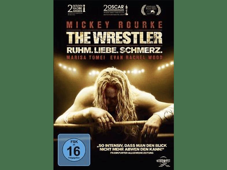 The Wrestler [DVD]