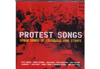 VARIOUS - Songs Of Protest  - (CD)