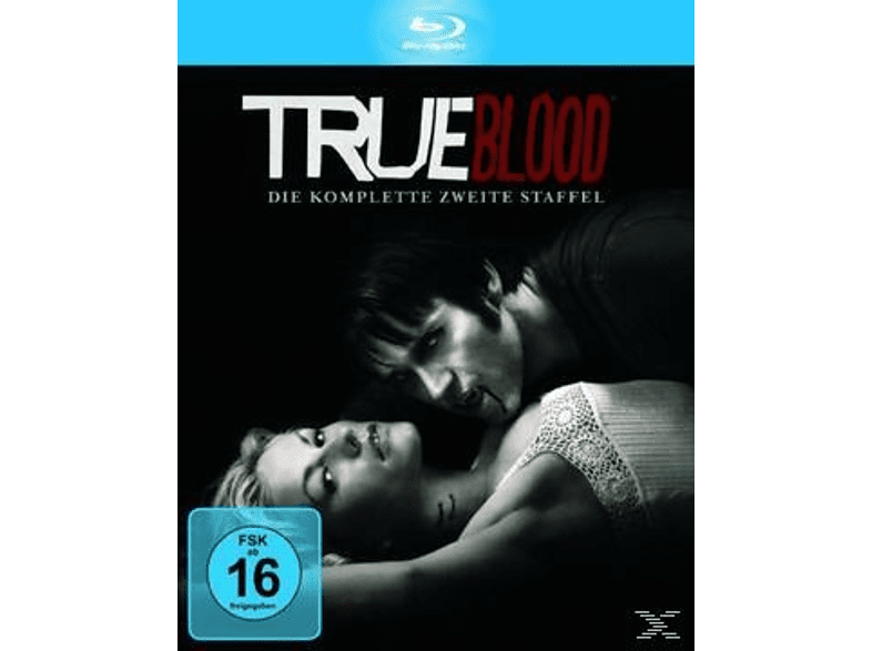 True Blood - Die komplette 2. Staffel [Blu-ray]