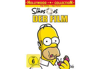 Die Simpsons - Der Film DVD