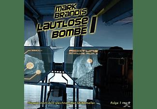 - Mark Brandis 21: Lautlose Bombe (Teil 1 von 2)  - (CD)