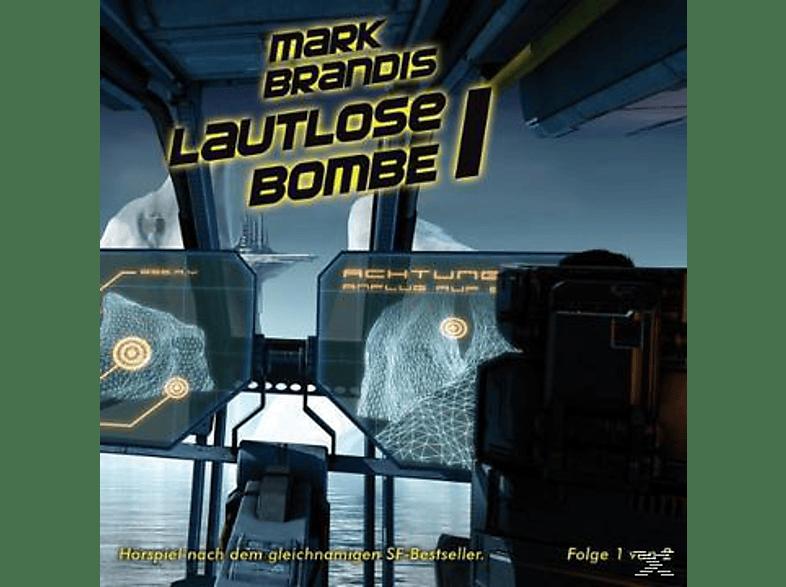 Mark Brandis 21: Lautlose Bombe (Teil 1 von 2) - (CD)