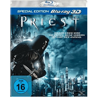 Priest (Special Edition) [3D Blu-ray]