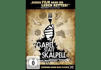 Gabel statt Skalpell - Gesünder leben ohne Fleisch DVD
