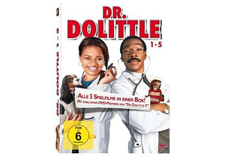 Dr. Dolittle 1-5 Box [DVD]