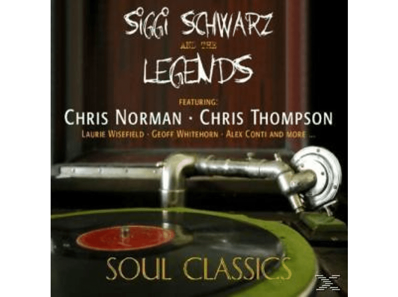The Legends - Soul Classics [CD]