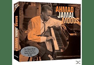 Ahmad Jamal - Moods  - (CD)