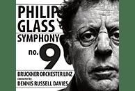 Bruckner Orchester Linz, Dannis Russell  Davies - Symphony No. 9 [CD]