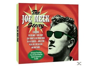 VARIOUS - The Joe Meek Story  - (CD)