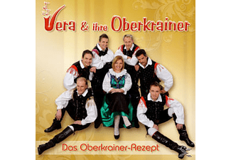 Vera & Ihre Oberkrainer - Das Oberkrainer-Rezept  - (CD + DVD)