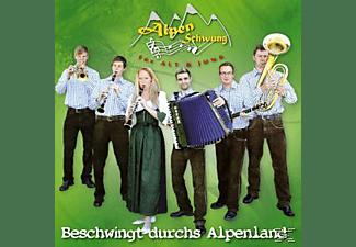 Alpenschwung - Beschwingt durchs Alpenland  - (CD)