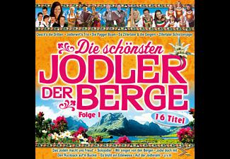 VARIOUS - Die Schönsten Jodler Der Berge-Folge 1  - (CD)