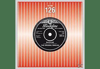 VARIOUS - Backline Vol.126  - (CD)