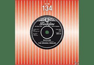 VARIOUS - Backline Vol.134  - (CD)