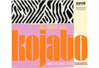 Kojato And The Afro Latin Cougaritas - All About Jazz  - (CD)