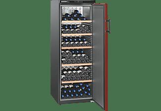 LIEBHERR WTR 4211-20 Weinklimaschrank (167 kWh/Jahr, EEK A, Schwarz)