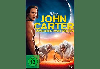 John Carter  Zwischen zwei Welten DVD
