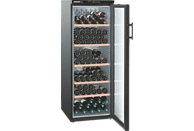 LIEBHERR WTB 4212-20 Weinklimaschrank (168 kWh/Jahr, EEK A, Schwarz)