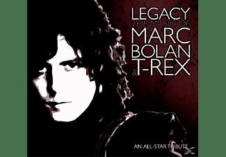 Marc Bolan - Legacy  - (CD)