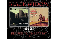 Black Widow - Return To The Sabbat - Iv [CD]