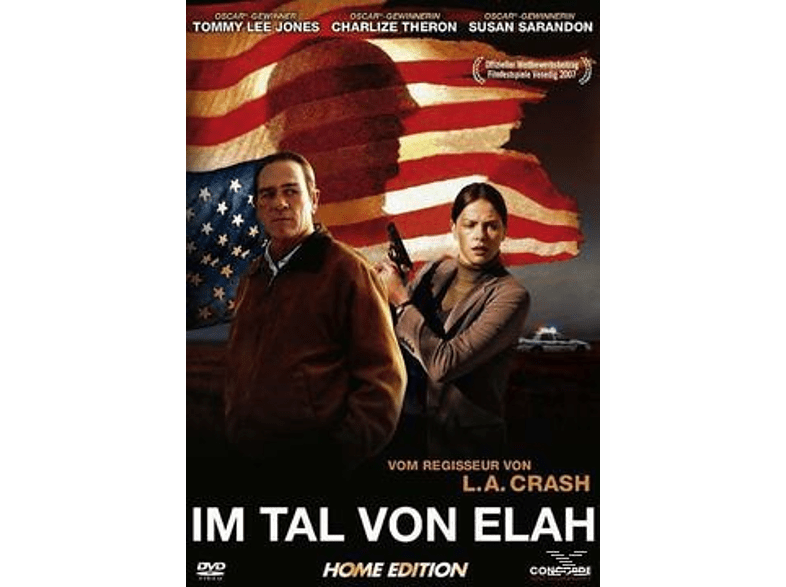 Im Tal von Elah [DVD]