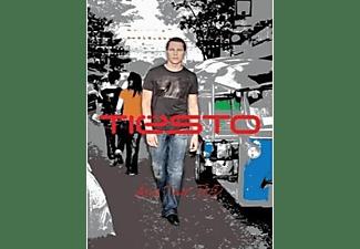 DJ Tiësto - Asia Tour 2008  - (DVD)
