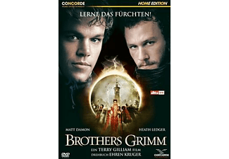 Brothers Grimm [DVD]