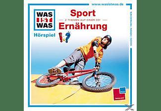 - WAS IST WAS: Sport / Ernährung  - (CD)