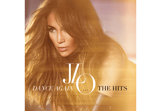 Jennifer Lopez - DANCE AGAIN...THE HITS  - (CD)