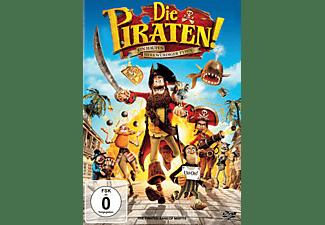 Die Piraten - Ein Haufen merkwürdiger Typen DVD