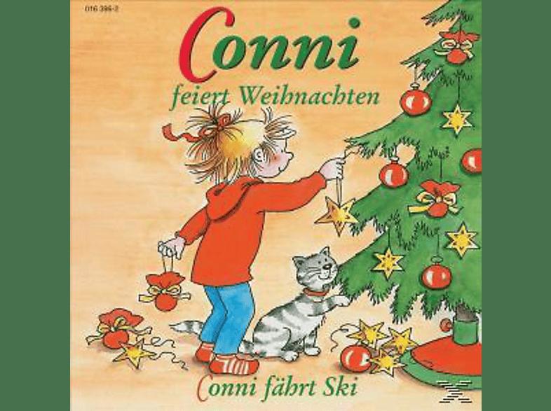 Meine Freundin Conni - Conni - 06: Conni feiert Weihnachten / Conni fährt Ski - (CD)