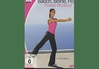 Fit For Fun - Bauch, Beine, Po Power-Workout DVD