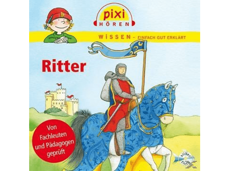 Pixi Wissen: Ritter - (CD)