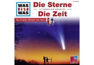 - WAS IST WAS?: Die Sterne / Die Zeit  - (CD)