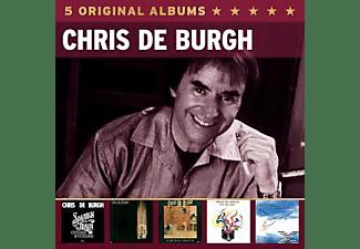 Chris de Burgh - 5 Original Albums  - (CD)