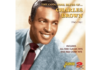 Charles Brown - COOL COOL BLUES OF ..  - (CD)