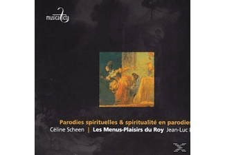 VARIOUS, Scheen/Impe/Les Menus-Plaisirs Du Roy - Parodies Spirituelles & Spiritualite En Parodies  - (CD)
