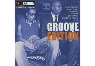 VARIOUS - SATURN GROOVE EDITION (SATURN EXCLUSIV)  - (CD)