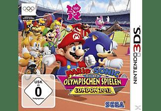 Mario & Sonic bei den Olympischen Spielen London 2012 (Software Pyramide) - [Nintendo 3DS]