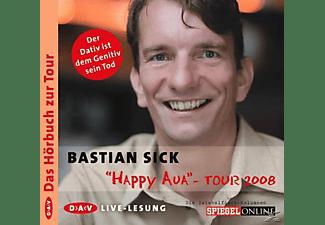 "- ""Happy Aua"" - Tour 2008  - (CD)"