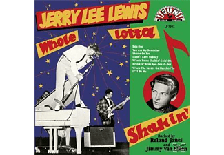 Jerry Lee Lewis - Whole Lotta Shakin' Goin' On  - (Vinyl)