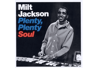 Milt Jackson - Plenty, Plenty Soul  - (CD)