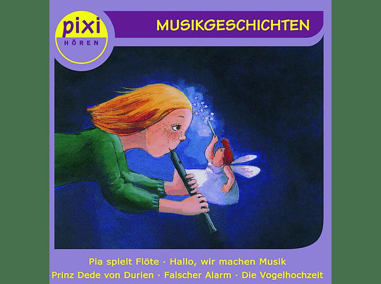 Various - PIXI HÖREN: MUSIKGESCHICHTEN - (CD)