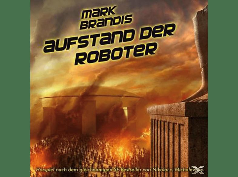 Mark Brandis - Mark Brandis 04: Aufstand der Roboter - (CD)
